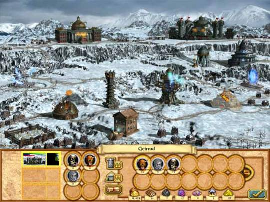Heroes of Might and Magic IV-2