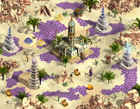 Heroes of Might and Magic IV-3